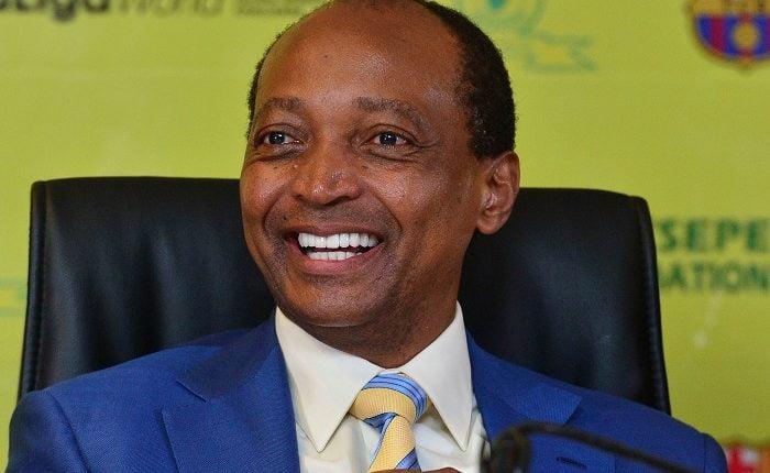 Football – Mamelodi Sundowns and The Motsepe Foundation – Press Conference – Sandton Convention Centre – Johannesburg